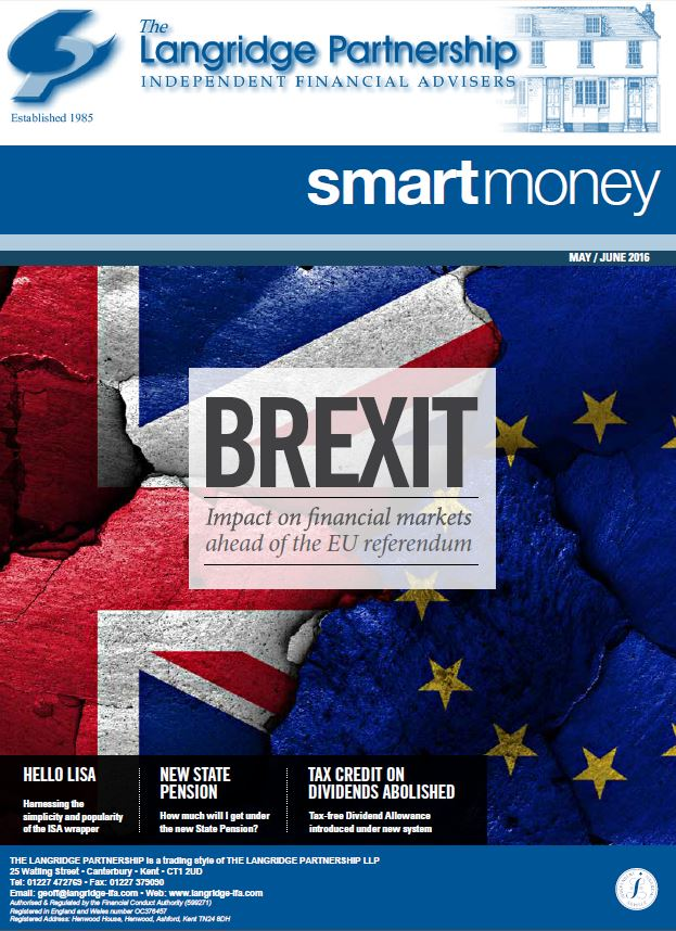 Smart Money May 2016 - Brexit